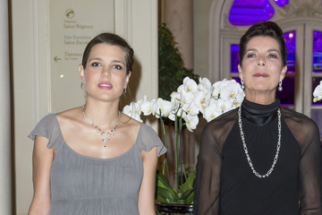 Charlotte Casiraghi 'AMADE' Celebrates 50 Years in Monaco