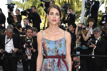 Charlotte Casiraghi 'Rocco and His Brothers' Premiere - The 68th Annual Cannes Film Festival