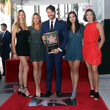 Charlotte Connick Harry Connick Jr. Honored With Star On Hollywood Walk Of Fame