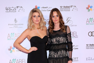 Charlotte De Carle 2016 Dubai International Film Festival - Day 6