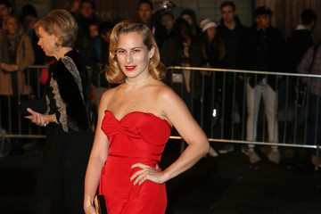 Charlotte Dellal The Fashion Awards 2016 - Outside Arrivals