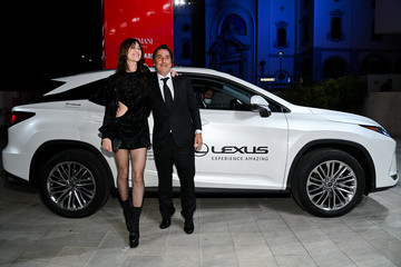 Charlotte Gainsbourg Lexus at The 78th Venice Film Festival - Day 9