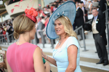 Charlotte Hawkins Royal Ascot 2017 - Lifestyle, Day 2