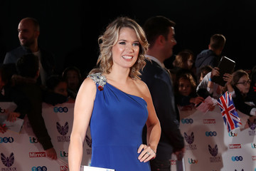 Charlotte Hawkins Pride Of Britain Awards - Red Carpet Arrivals
