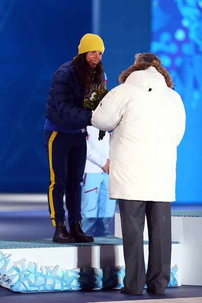Medal Ceremony - Winter Olympics Day 1