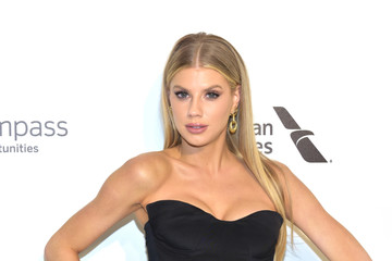 Charlotte McKinney 26th Annual Elton John AIDS Foundation's Academy Awards Viewing Party - Arrivals