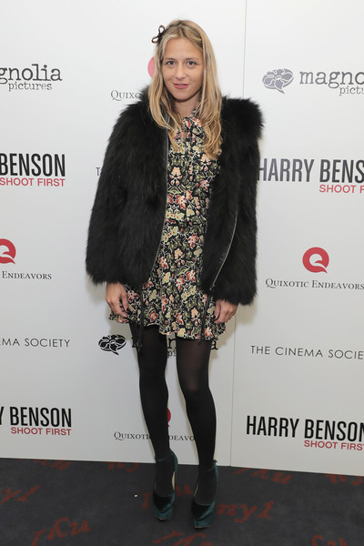 Magnolia Pictures and The Cinema Society Host the Premiere of 'Harry Benson: Shoot First'