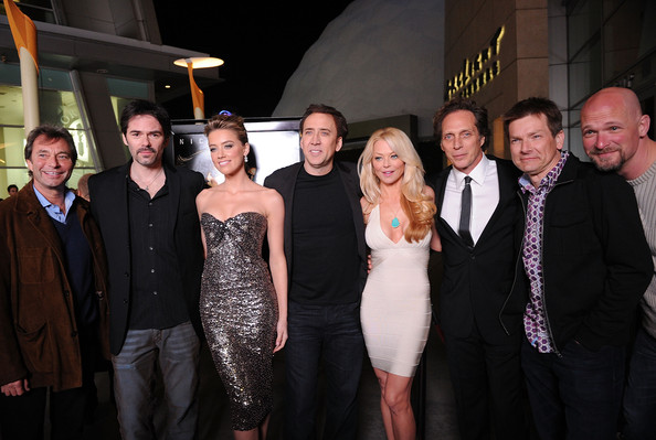 """Screening Of Summit Entertainment's """"Drive Angry 3D"""" - Red Carpet"""