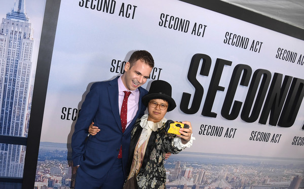 Charlyne Yi Photos Photos Second Act World Premiere Zimbio