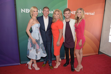 Chase Chrisley 2016 NBCUniversal Summer Press Day