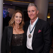 Chase Utley 34th Annual Great Sports Legends Dinner - Legends Reception