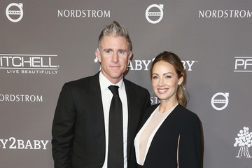 Chase Utley 2018 Baby2Baby Gala Presented By Paul Mitchell - Red Carpet
