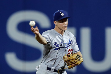 Chase Utley Los Angeles Dodgers v New York Mets