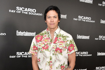 Chaske Spencer 'Sicario: Day Of The Soldado' New York Screening