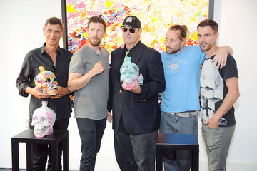 Chaz Barrisson Dan Aykroyd Launches Crystal Head Vodka