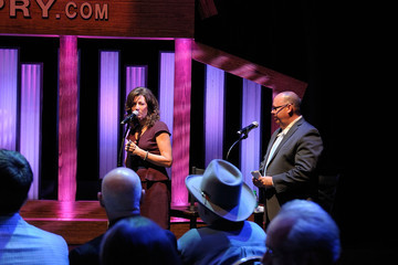 Chaz Corzine Center Stage At The Opry Celebrating Minnie Pearl's 100th