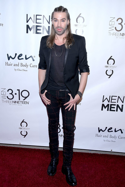 Chaz Dean WEN Winter Party Benefiting Love Is Louder