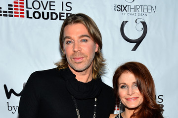 Chaz Dean Joanne Ferra Chaz Dean's Holiday Party Benefitting the Love is Louder Movement