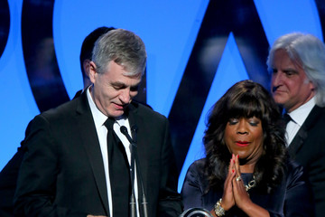 Chaz Ebert Steve James 26th Annual Producers Guild Of America Awards - Show