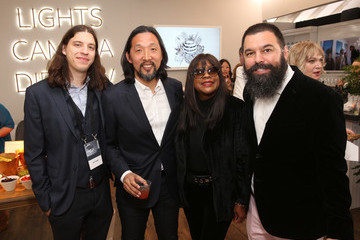 Chaz Ebert DIRECTV BUNGALOW presented by AT&T at the 2018 Film Independent Spirit Awards