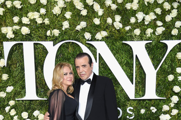Chazz Palminteri 2017 Tony Awards - Arrivals