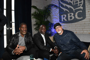 Che Smith RBC Hosts 'The Public' Cocktail Party At RBC House Toronto Film Festival 2018
