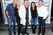 Christopher Meloni, Sherman Williams, Paul Oakenfold, Mimi Kim, and Kenny Griswold attends ChefDance 2019 - Day 1 on January 25, 2019 in Park City, Utah.