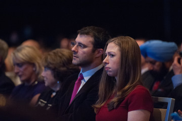 Chelsea Clinton Business And Political Leaders Attend Clinton Global Initiative Annual Meeting