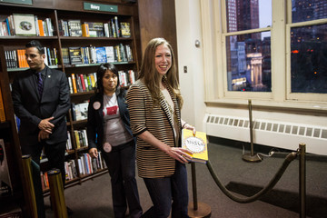 Chelsea Clinton Chelsea Clinton Signs Copies of Her First Book in NYC