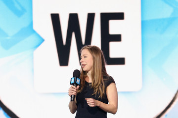 Chelsea Clinton WE Day UN