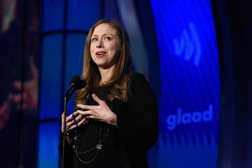 Chelsea Clinton 30th Annual GLAAD Media Awards New York – Inside