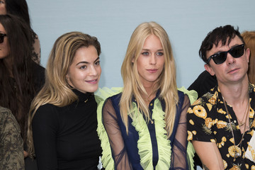Chelsea Leyland Day 2: Front Row - London Fashion Week SS15