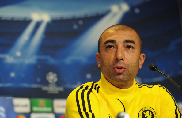 Roberto Di Matteo has hinted that Chelsea may need to sign a striker in January and expressed his admiration for Radamel Falcao