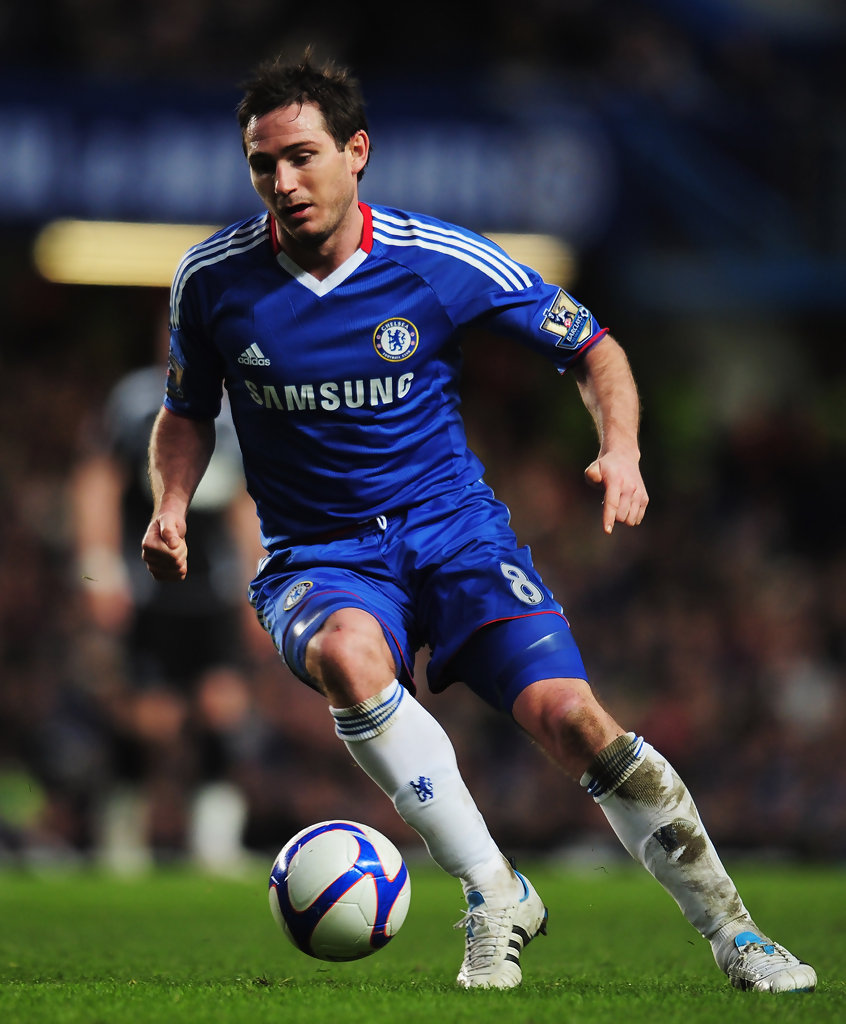 Frank Lampard s s Chelsea v Ipswich Town FA Cup 3rd