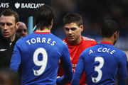 Fernando Torres Steven Gerrard Photos Photo