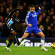 Eden Hazard and Vurnon Anita