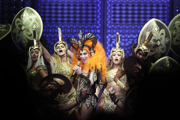 Cher Cher's 'Here We Go Again' Tour - Auckland