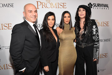 Cher Premiere of Open Road Films' 'The Promise' - Red Carpet