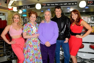 Cheryl Baker 'Happy Days: A New Musical' Photo Call in London — Part 3
