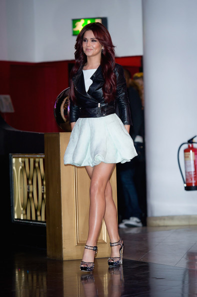 Cheryl Cole Clothes