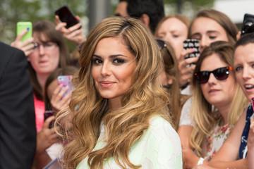 Cheryl Cole 'X Factor' London Arena Auditions