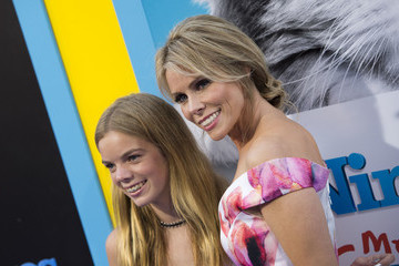 Cheryl Hines Catherine Rose Young Premiere of EuropaCorp's 'Nine Lives' - Arrivals