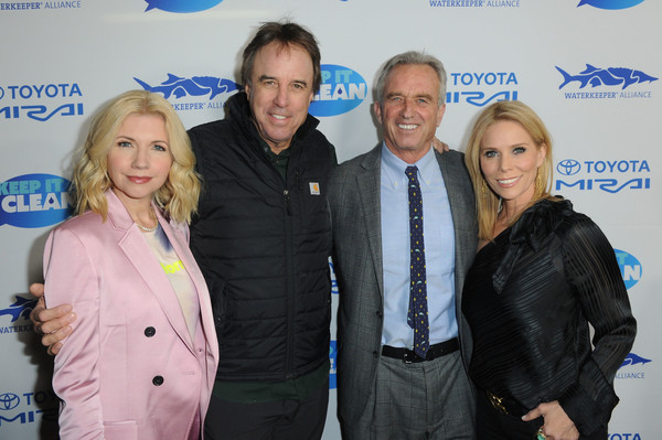 Keep It Clean Live Comedy To Benefit Waterkeeper Alliance [event,robert f. kennedy jr.,susan yeagley,kevin nealon,cheryl hines,it clean live comedy to benefit waterkeeper alliance,l-r,california,los angeles,keep it clean live comedy to benefit waterkeeper alliance]