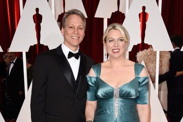Cheryl Strayed Arrivals at the 87th Annual Academy Awards — Part 3