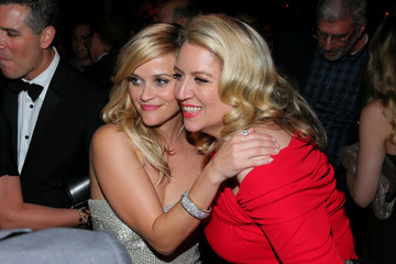Cheryl Strayed 20th Century Fox Golden Globes Party