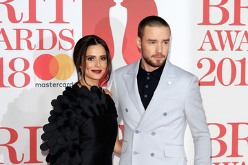 Cheryl The BRIT Awards 2018 - Red Carpet Arrivals