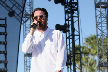 Chet Faker 2015 Coachella Valley Music And Arts Festival - Weekend 2 - Day 2
