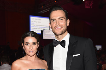 Cheyenne Jackson 2016 Elton John AIDS Foundation's Oscar Viewing Party