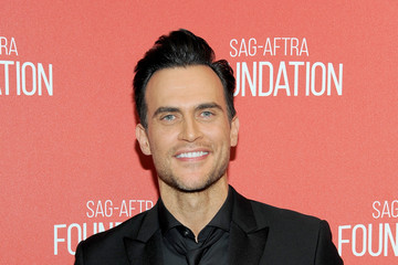 Cheyenne Jackson Screen Actors Guild Foundation 30th Anniversary Celebration - Backstage and Audience