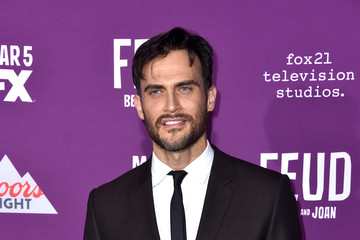 Cheyenne Jackson Premiere of FX Network's 'Feud: Bette and Joan' - Arrivals